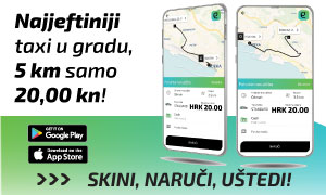 Lower prices for rides in the city of Rijeka
